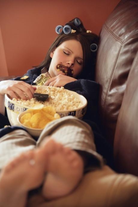 Overeating vs detox Plan